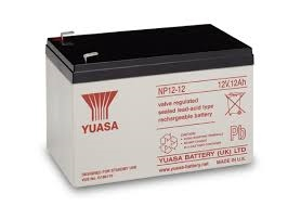 Hot Shot Solar Battery12v-12ah
