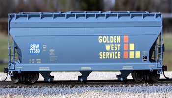 GOLDEN WEST 4650 3 BAY HOPPER