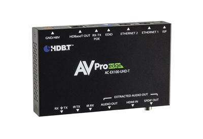 AVProConnect B.A.E. 100 Meter HDMI Extender via HDBaseT bi-directional power hdcp 2.2 Transmitter only