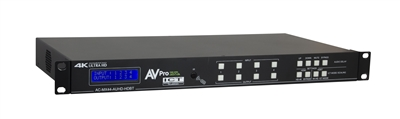 AVProConnect 18Gbps 4x4 HDMI/HDBaseT Matrix Switch