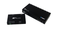 AVProConnect 4x1+1 Switch and HDBaseT Receiver