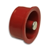 A04665 Button, Red Round