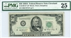 2108-D*, $50 Federal Reserve Note Cleveland, 1950A
