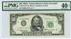 2113-D*, $50 Federal Reserve Note Cleveland, 1963A