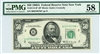 2115-B*, $50 Federal Reserve Note New York, 1969A