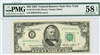 2122-B, $50 Federal Reserve Note New York, 1985