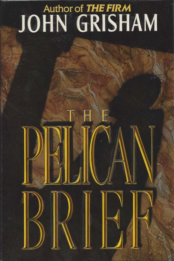 pelican brief essay The pelican brief is a dynamic and suspenseful mystery novel in which an unknown assassin kills two supreme court justices later on his name is found to be khamel and he is one of the most .
