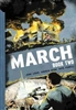 March Book Two by John Lewis and Andrew Aydin | Art by Nate Powell