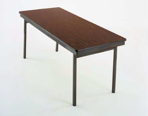 barricks manufacturing 700 series heavy duty folding table.