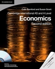 Cambridge International AS and A Level Economics Coursebook with CD-ROM (2nd Edition)