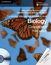Cambridge International AS and A Level Biology (Third edition) Coursebook