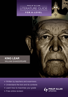 a literary analysis of suffering in king lear by william shakespeare Welcome to the litcharts study guide on william shakespeare's king lear created by the original team behind sparknotes, litcharts are the world's best literature guides shakespeare's father was a glove-maker, and shakespeare received no more than a grammar school education he married anne.