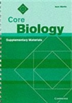 Core Biology Supplementary Material
