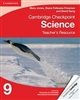 Cambridge Checkpoint Science Teachers Resource 9 (CD ROM)