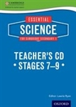 Essential Science for Cambridge Secondary 1 Teachers CD ROM