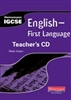 Heinemann IGCSE English First Language Teachers CD