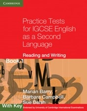 Igcse english as a second language model essays