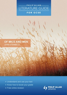 a cyclical evaluation of mice and men by john steinbeck Everything you need to know about the writing style of john steinbeck's of mice  and men, written by experts with you in mind.