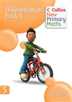Collins New Primary Maths Differentiation Pack 5