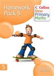 Collins New Primary Maths Homework Pack 5
