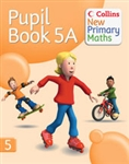Collins New Primary Maths Pupil Book 5A