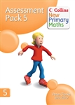 Collins New Primary Maths Assessment Pack 5