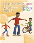 Collins New Primary Maths Assisting Maths Discussion Book 5