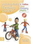 Collins New Primary Maths Assisting Maths Teaching Guide 5