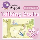 BIG CAT Talking Books Band 1B - Pink B