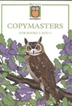 Nelson Grammar COPYMASTERS for Books 3 and 4