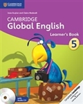 CAMBRIDGE Global English Learners Book 5 (with Audio CD)
