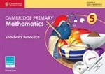 CAMBRIDGE PRIMARY Mathematics Teachers Resource 5 (Book and CD Pack)