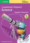 CAMBRIDGE PRIMARY Science Teachers Resource 5 with CD ROM