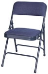 Metal Padded Chairs, Metal Stacking Folding Chairs
