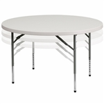 "Wholesale Prices 60"" Round Plastic Folding table, Wholesale Prices for Round Plastic Folding Tables,  California Tables, Banquet Resin Tables,,"