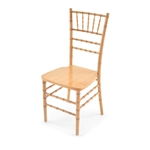 Discount Prices Natural Chiavari Chair -
