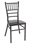 Free Shipping Black Chiavari Aluminum Chairs