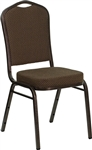 Beautiful Copper Fabric Banquet Chair - Wholesale  Banquet Chair Prices