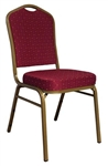 Buy Banquet Chairs at Lowest Prices - Burgundy Diamond Fabric Banquet Chair
