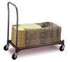Folding Chair Cart, Stacking  Chair Cart, Lowest Prices Chair Carts