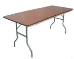 "30 x 48"" Banquet Plywood Table"