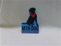 MTN DOG STICKER