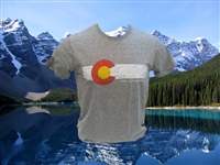 DISTRESSED COLO FLAG