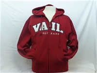 ARCH APPLIQUE FULL ZIP