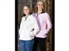 LADIES 1/4 ZIP POLAR FLEECE