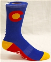 AKSELS SOCKS - ROYAL
