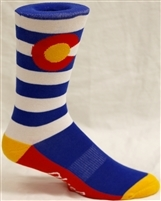 AKSELS SOCKS - STRIPED
