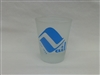 FROSTED LOGO SHOT GLASS