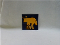 BEER STICKER