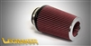 "Air Filter 9"", Red"